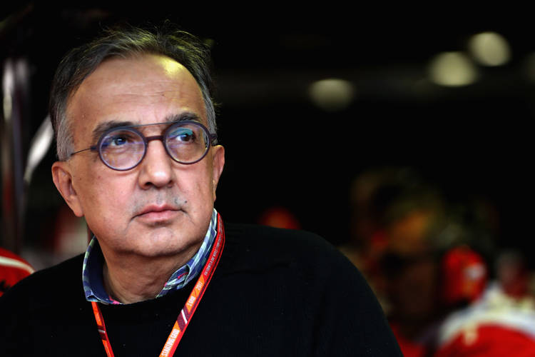 Sergio Marchionne © Mark Thompson/Getty Images