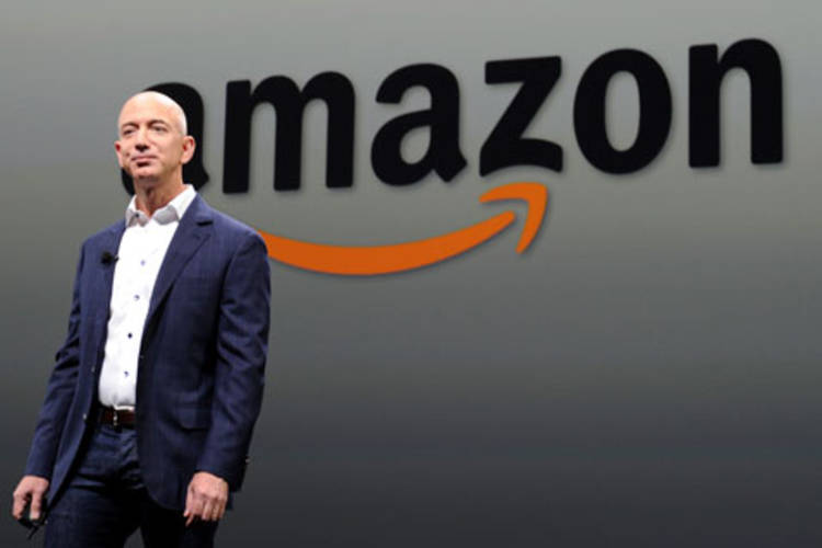 Jeff Bezos © GettyImages