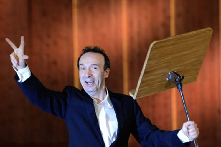 Roberto Benigni © Getty Images