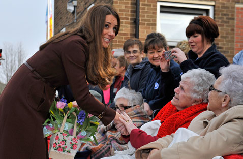Kate Middleton © Getty Images