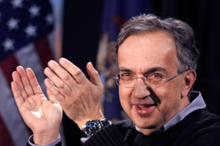Sergio Marchionne © GettyImages