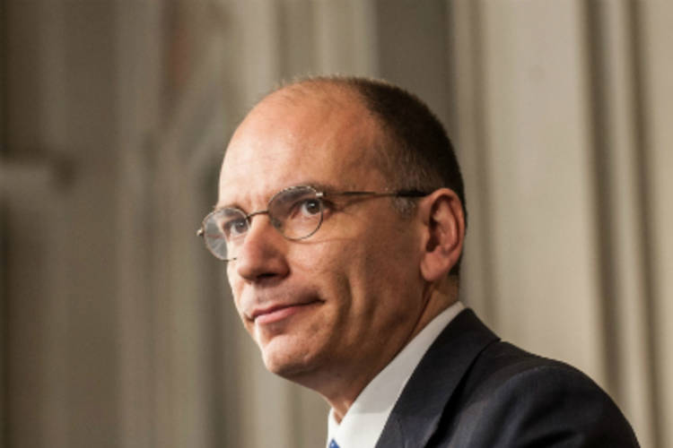 Enrico Letta  © Getty Images