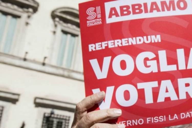 Referendum sui voucher, quel balletto che non serve a nessuno
