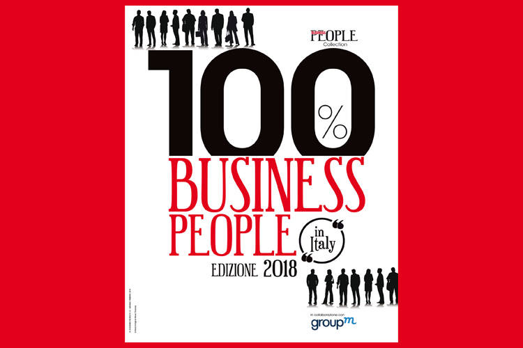 100% Business People in Italy