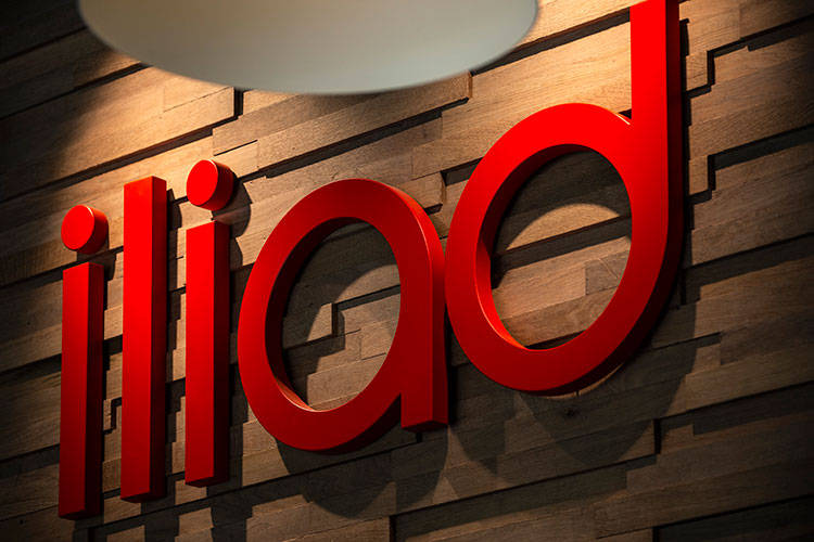 Iliad in allarme per l'intesa Vodafone-Tim