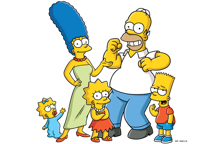 Simpsons: 30 anni per The yellow family