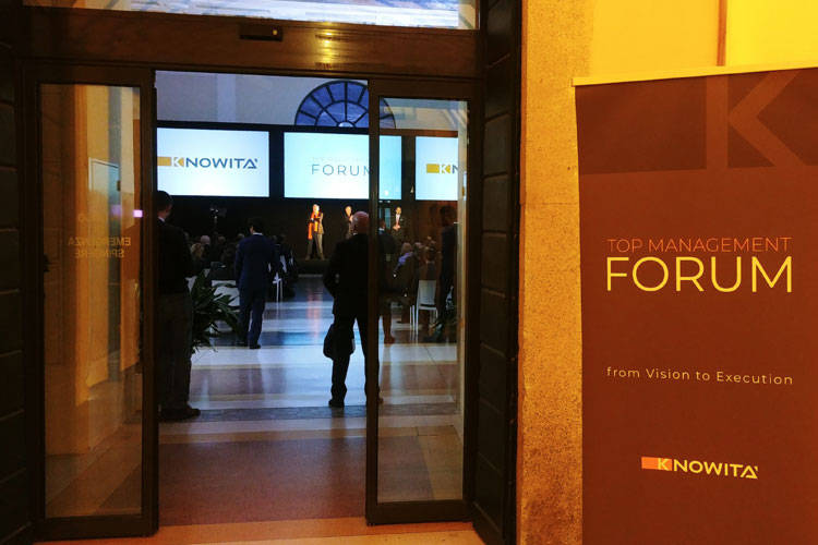 Top Management Forum: linee guida per business, aziende, leader del futuro